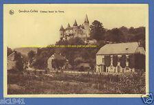 G Wallonien Celles (Belgien) Gendron Château féodal de VêvesTournai Gare 1925?