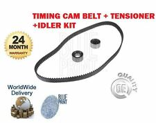 FOR MAZDA 323 626 PREMACY 2.0TD 1998-  NEW TIMING CAM BELT TENSIONER IDLER KIT