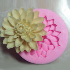Lovely Silicone Mould Lotus Jelly Mold Cake Decorations Sugarsoft Fondant