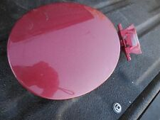 MAZDA RX-8 2004-2011 USED OEM TANK GAS LID COVER BURGUNDY RX8 DALLAS FORT WORTH