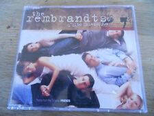 THE REMBRANDTS I´LL BE THERE FOR YOU /FRIENDS THEME SONG 1995 TRACKS CD SINGLE**
