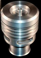 Collins Performance Twin Piston Silver Anodised Alloy Dump Valve 33mm