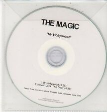(DD268) The Magic, Mr Hollywood - 2012 DJ CD
