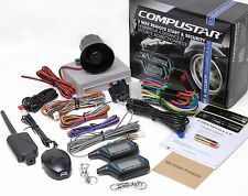 Compustar CS7502-AS 2-Way Remote Car Starter & Alarm System (Replaced CS7102-AS)