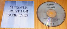 M People (Heather Small) - Sight For Sore Eyes - UK CD Single - 4 Tracks