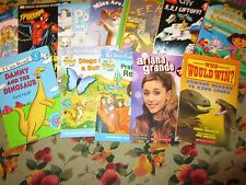 Lot of 12 children's learning to read chapter books -   FOL