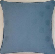 A Laura Ashley cushion cover Orso Teal  fabric