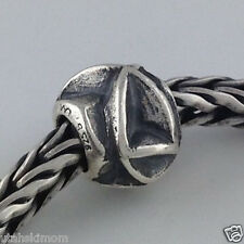 Authentic Trollbeads Sterling Silver Falling Leaves Bead Charm 11159, New