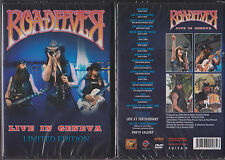 Roadfever - Live in Geneva, Limited Edition 2010, rare DVD, Whitesnake, AC / DC