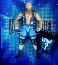 Steve Austin Hall Of Fame Legends Elite wwe mattel figure