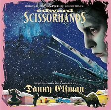 EDWARD SCISSORHANDS - ORGINAL MOTION PICTURE SOUNDTRACK - DANNY ELFMAN / CD