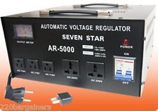 Best Quality 5000 Watt Step Up-Down Voltage Converter Stabilizer 220v 110v 5000W