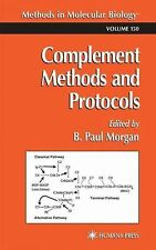 Methods in Molecular Biology Ser.: Complement Methods and Protocols 150...