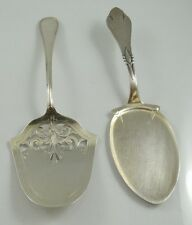 Besteck:Tortenheber Silber 72,90g R.U.B.90 43,15g(vs780)