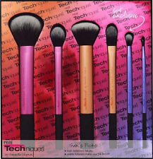 Real Techniques Sam's Picks Cosmetic Brushes Set Essential Crease Brush 6Pcs  UK