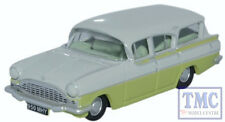 76CFE006 Oxford Diecast 1:76 Scale Vauxhall Friary Estate Swan WhitLime Yellow