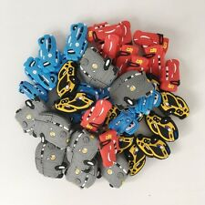 50pcs Cars Shoe Charms Decoration For CRoc & Jibbitz Bracelets Kids Gifts