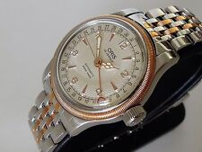 SUPERB Oris Big Crown Pointer Date Automatic Watch 7551 Box, Papers, Spare Links