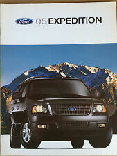 Mint Condition 2005 FORD EXPEDITION BROCHURE 05