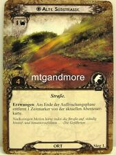Lord of the Rings LCG  - 1x Alte Südstrasse  #016 - Die Dunland-Falle