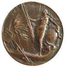 RF / Inter Rowing federation Eu Cup 1933 Budapest bronze medal by Johnson / M55