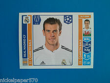 PANINI CHAMPIONS LEAGUE 2014 2015 - N.117 BALE REAL MADRID