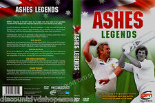 Ashes Legends (DVD, 2013) NEW CELLOPHANE WRAPPED DVD