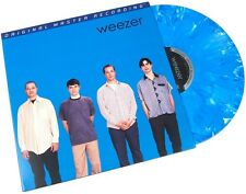WEEZER -Blue Album- LP 180g BLUE MARBLED VINYL MFSL Mobile Fidelity MoFi SEALED