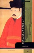The Norton Anthology of World Literature, Vol. B: 100-1500, 2nd Edition by , Goo