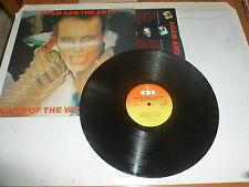 ADAM & THE ANTS - Kings Of The Wild Frontier - 1980 Vinyl 12 track LP
