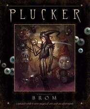The Plucker: An Illustrated Novel by Brom, Literature & Fiction, Contemporary, G