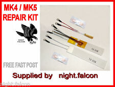 GHD MK4 / 5 REPAIR KIT- SCREW ON FUSE & 2 X 70 OHM ELEMENTS & THERMISTOR & PASTE