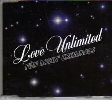 (AO21) Fun Lovin Criminals, Love Unlimited - 1998 CD