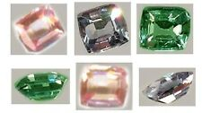 19thC Antique Handcrafted 3mm Genuine Natural Russian Color-Change Alexandrite