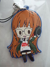 Futaba Sakura Rubber Strap Key Chain P5 Persona 5 MOVIC