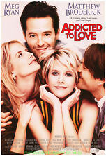 YOU'VE GOT MAIL + ADDICTED TO LOVE + CITY OF ANGELS  MOVIE POSTER Mega! MEG RYAN