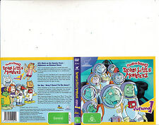 Seven Little Monsters:Vol 1-2000/3 Canada TV Series-4 Episodes-DVD