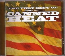 CD (NEU!) Very Best of CANNED HEAT (On the Road again Going up the Country mkmbh