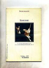 Robert Schumann # SINFONIE # La Repubblica 1996