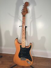 1977 Fender Stratocaster Electric Guitar USA Natural Vintage /       Telecaster