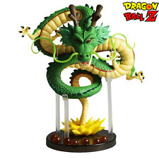 Dragon Shenlong Shenron & 7 Dragon Ball PVC Figure Figurine Collection Manga Toy