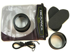 WATERPROOF HOUSING CAMERA CASE FOR PANASONIC LUMIX DMC-FZ5 DMC-FZ35 DMC-FZ38
