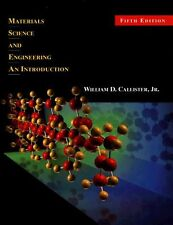 Materials Science and Engineering: An Introduction 5th Edition