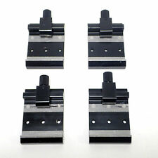 4 PCS - NEWPORT LINEAR STAGE SLIDING TRACK FRAME ASSEMBLIES OPTO ELECTRONICS LAB