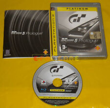 GRAN TURISMO 5 PROLOGUE Ps3 Versione Italiana Platinum »»»»» COMPLETO