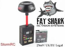 Fatshark 25 MW 7ch 5.8 ghz UK/EU Legal Video Fpv TX transmisor nexwaverf Reino Unido la venta
