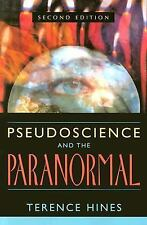 Pseudoscience and the Paranormal, Hines, Terence, Good Book