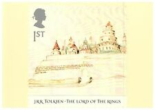 (38795) Postcard - Tolkien Lord of the Rings - Royal Mail issued in 2004