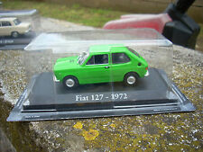 DIE CAST FIAT 127 1972  SCALA 143