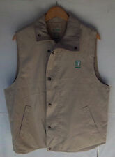 Men's NIKKEN Thermowear Magnetic Therapy Vest.Khaki -- Size Med